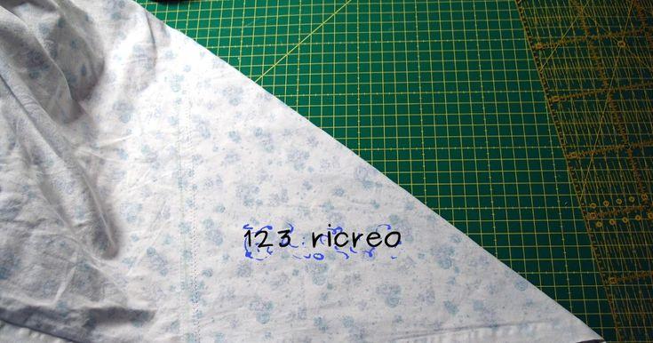 lenzuola con angoli come si fanno da 123ricreo