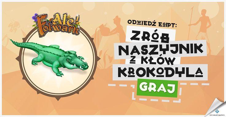 Odwiedź Egipt w Ale Folwark http://grynank.wordpress.com/2014/08/03/odwiedz-egipt-w-ale-folwark/ #gry #nk #alefolwark