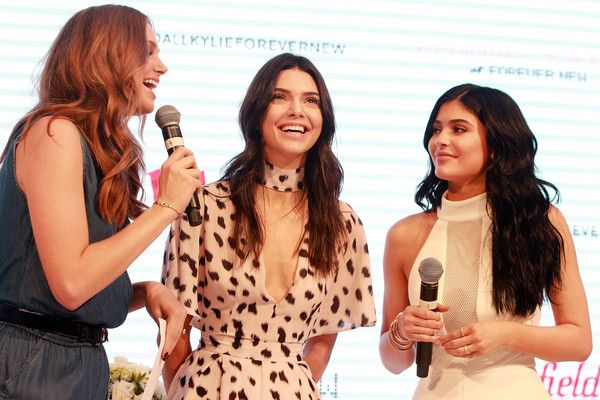 Kylie Jenner Photos - Kendall and Kylie Jenner Launch Kendall Kylie at Forever New - Zimbio