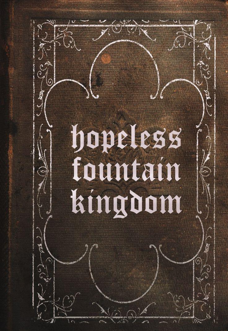 hfk Hopeless Fountain Kingdom halsey art Halsey halsey artwork mikeyredington.tumblr.com