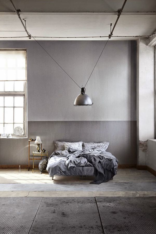 industrial bedroom furniture melbourne%0A Bedroom  Industrial  back wall