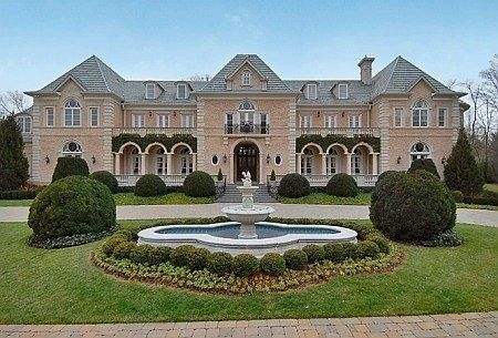 Mansions in maryland beautiful luxury homes great for Beautiful homes and great estates pictures