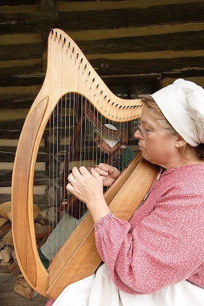 How to Choose a Harp   Harp Buyer's Guide - Triplett Harps