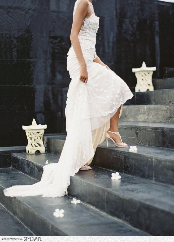Bali Destination Wedding Inspiration na Stylowi.pl
