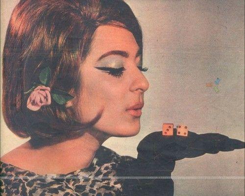 bollywood vintage looks 60s