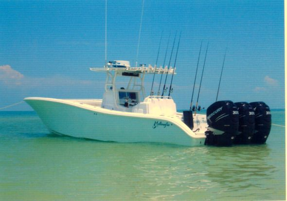 The 36' Yellowfin, if I win the lottery, a possible future purchase. << repinned by BoatsforSaleUK. Follow us on Twitter @Cindy Burks for Sale UK