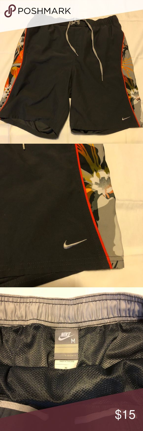 Nike swim shorts medium Nike swim shorts size medium Nike Shorts