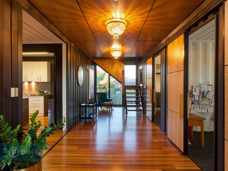 Talk about a grand design. A one of a kind, jaw-dropping Brisbane property made out of 31 shipping containers, has hit the market.