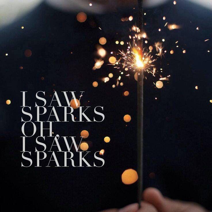 #Sparks #Coldplay #song # lyrics