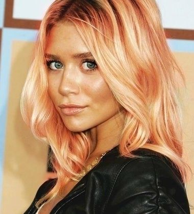 Try a Trend – Rose Gold Hair                                                                                                                                                                                 More
