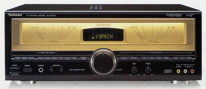 Vintage Audio Love Technics SU-HT1000   1997   .....................................Please save this pin.   ............................................................. Click on the following link!.. http://www.ebay.com/usr/prestige_online