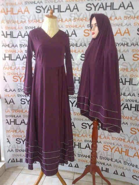 www.gamissyari.net   Gamis Syar'i SYAHLAA. pin BB 2A6D61CC hp dan whatsapp 081316289010.