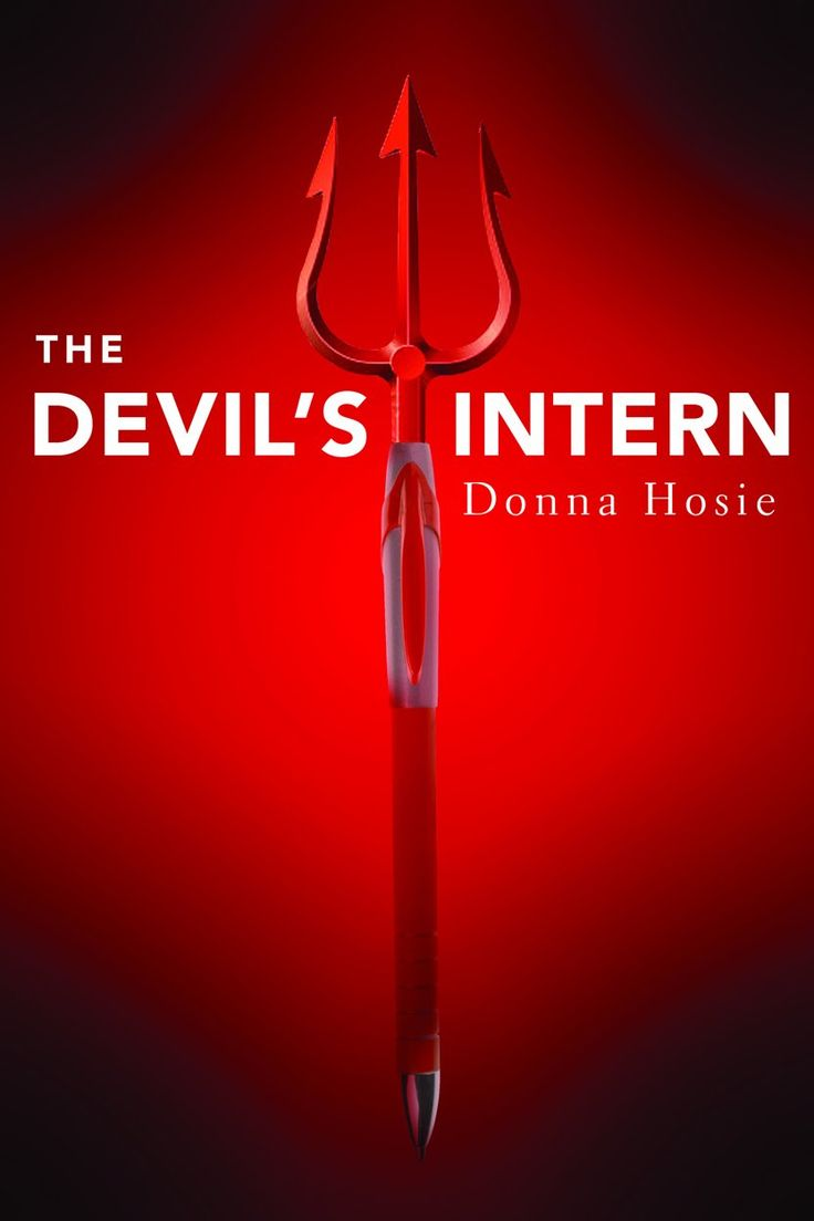 Whitney's Nook: The Devil's Intern by Donna Hosie