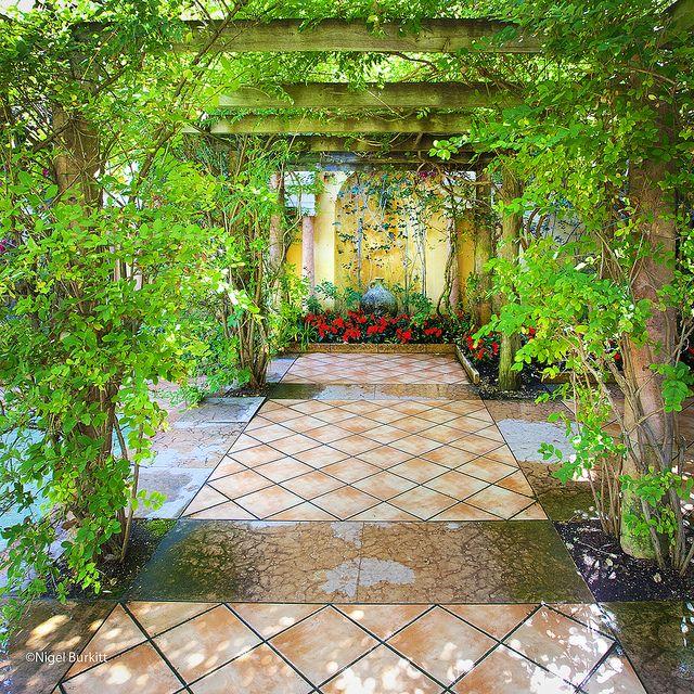 17 Best Ideas About Spanish Patio On Pinterest: 1000+ Ideas About Spanish Garden On Pinterest
