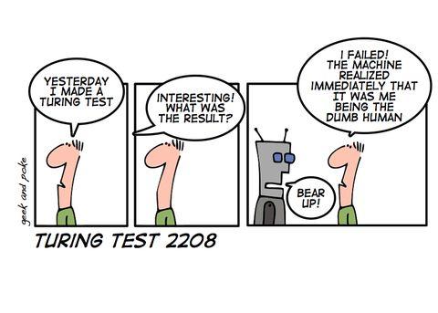 Turingtest 2008