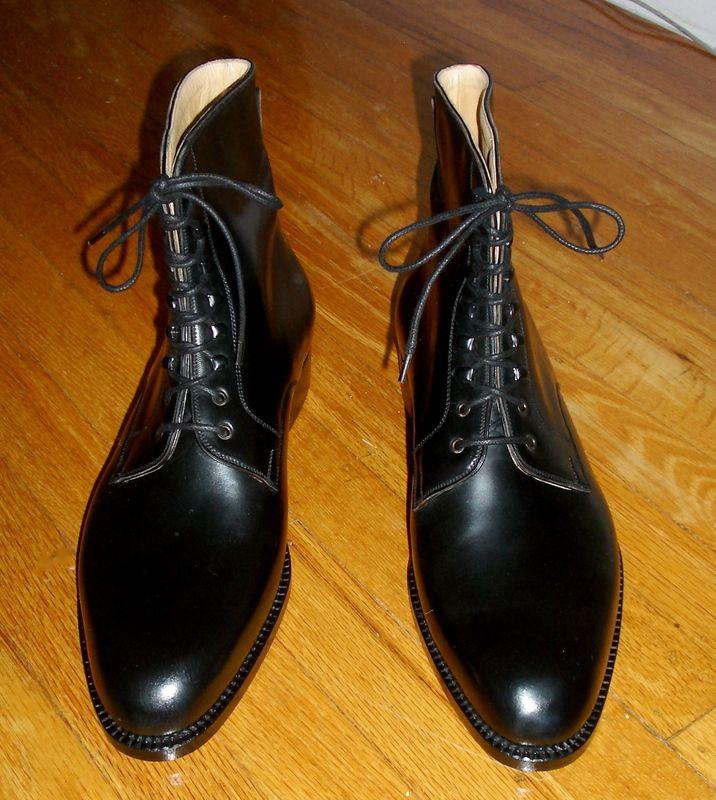 Laszlo Vass Mens Shoes