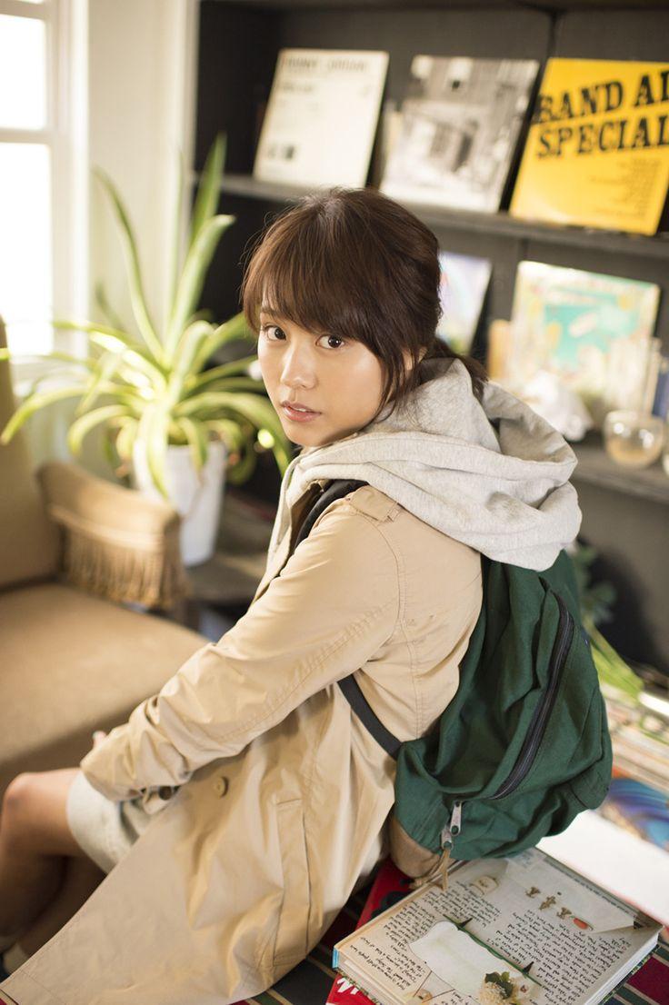 Erika46 — 有村架純