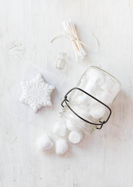 ♡ all white