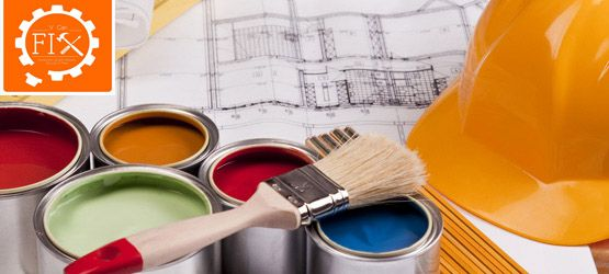 House painting contractors specialize in interior painting as well as interior decoration services.