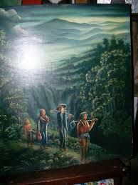 Image result for walter spies paintings