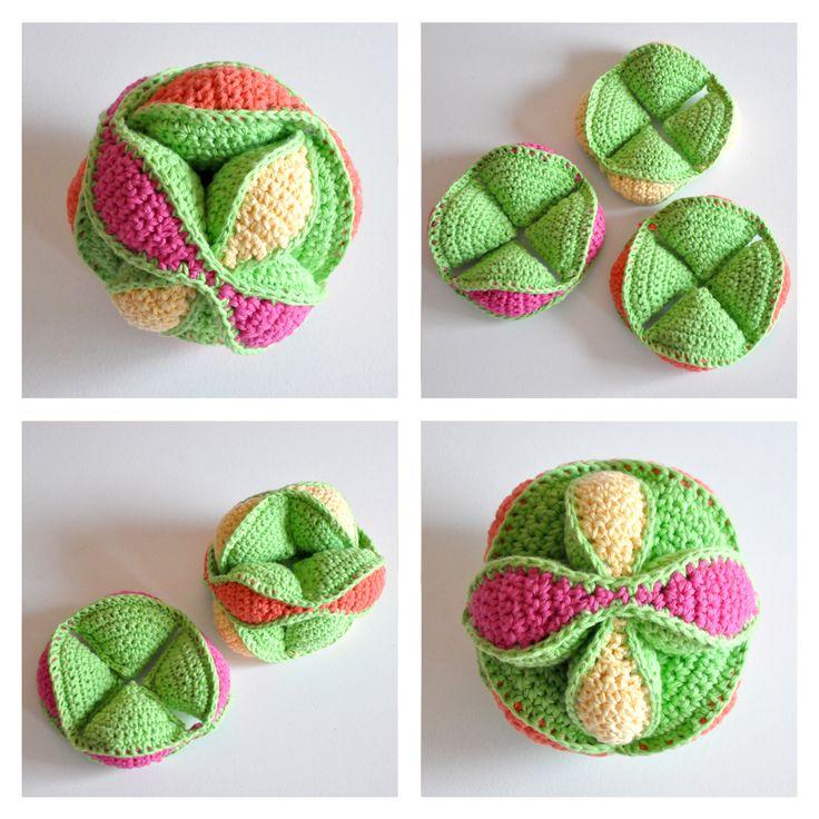 8 best Accesorios de crochet images on Pinterest | Crochet ...