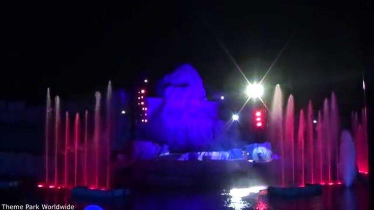 Fantasmic! Complete Show HD Hollywood Studios Walt Disney World