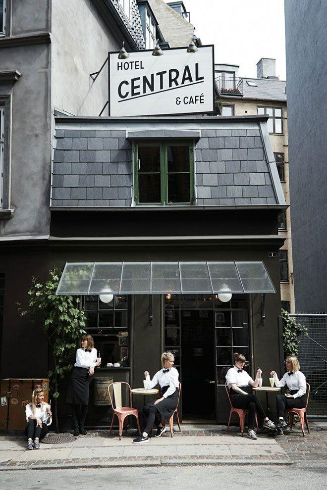 Adresses à Copenhague hôtels restaurants bars musées 3