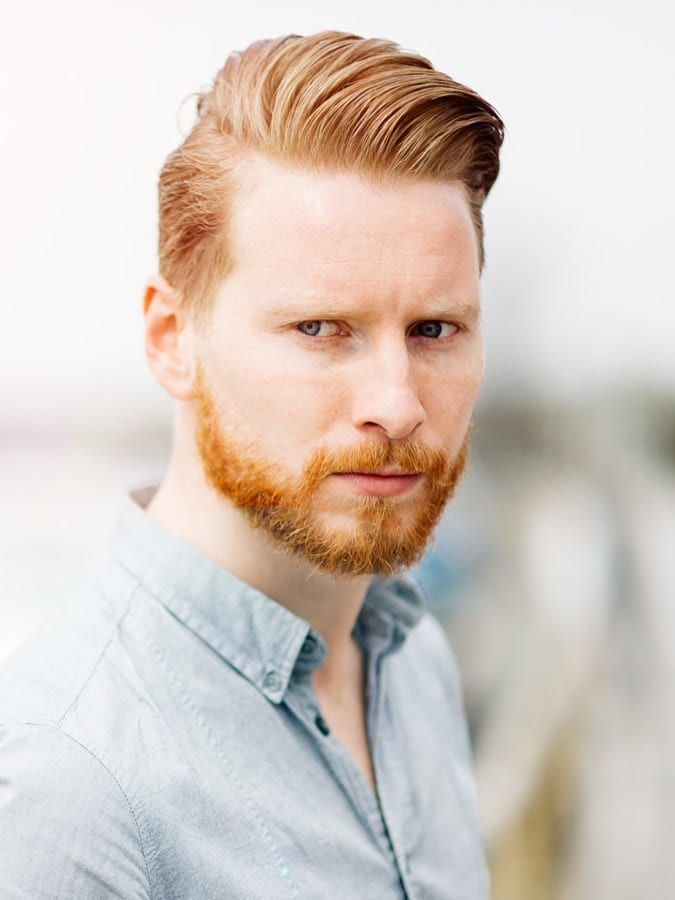 20 Selected Hairstyles For Men With Big Foreheads Red Hair Men Big Forehead Hairstyles Men Haircut For Big Forehead