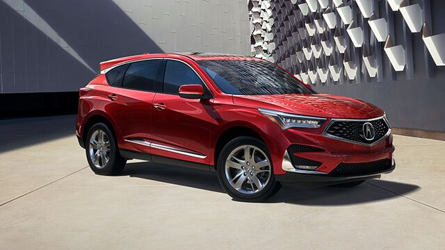 View 2019 Acura Rdx Images In High Resolution Click On An Exterior And Interior Gallery To View All Luxury Appointments And Unique Design Features With Images Acura Rdx