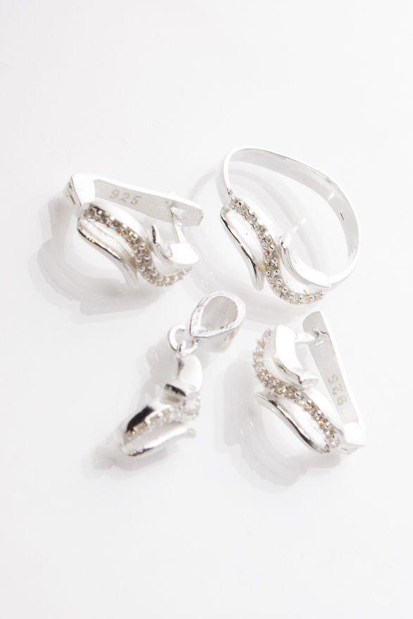 Set argint cod 1-3-003, gr8.3