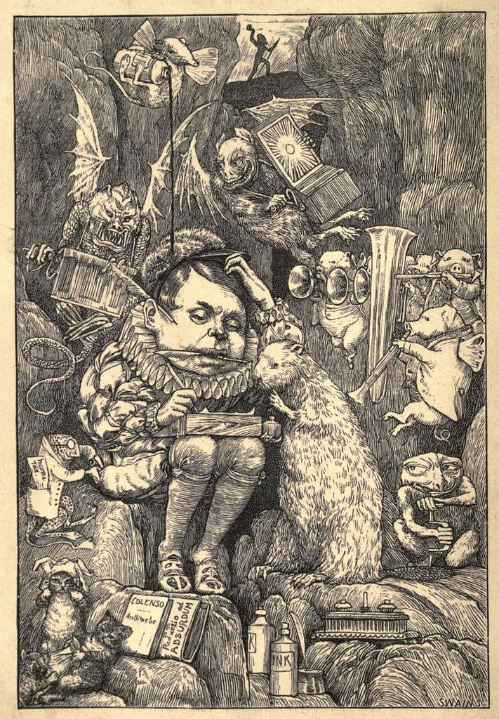 10 Books Like 'Alice In Wonderland' So The Adventure Down The Rabbit Hole Never Has To End