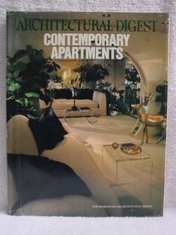Contemporary apartments (The Worlds of Architectural Digest) by Paige (editor) Rense http://www.amazon.com/dp/0895351048/ref=cm_sw_r_pi_dp_L8Uzwb0HNHA15