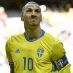 Zlatan Ibrahimovic, possibile ritorno in Nazionale Svezia a Russia 2018