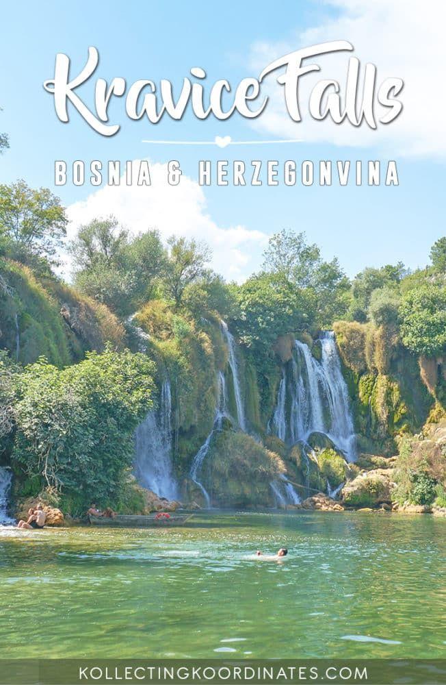 Kravice Falls #studenci #bosniaandherzegovina #guide