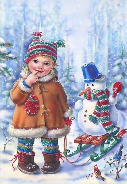 детская - Схемы вышивки - Светлана159 - Авторы - Портал «Вышивка крестом»