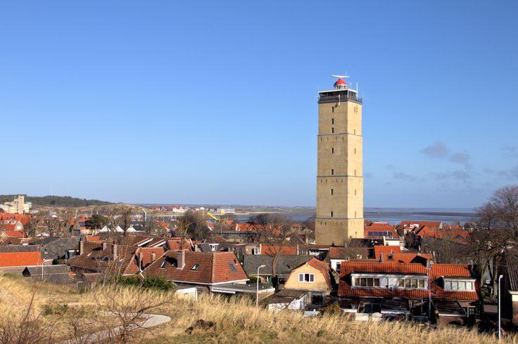 Lighthouse The Brandaris, The isle of Terschelling, Holland
