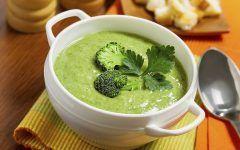 Sopa Detox de Brócolis Para Perder 7kg em 16 dias