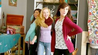 "What A Girl Is - Dove Cameron, Christina Grimmie, Baby Kaely (from ""Liv and Maddie"") - YouTube"