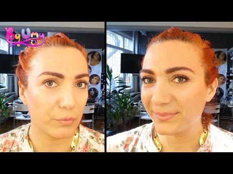 Küçük ve Büyük Göz Makyajı - By Umy MakeUp - YouTube