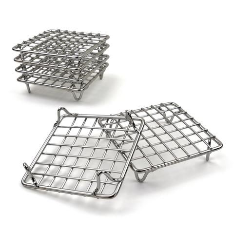 Set Of 6 Mini Cooling Racks 4 Baking Cooling Rack For Small