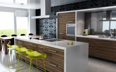 Prodigious Modern Kitchens Picture