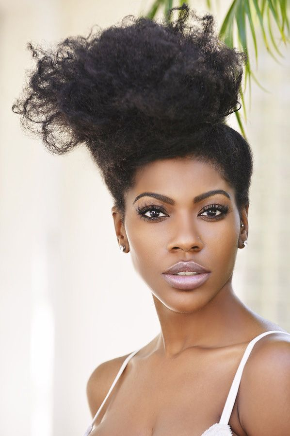 Amazing 1000 Images About Natural Hair Styles For Black Girls On Short Hairstyles For Black Women Fulllsitofus