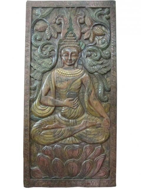 Best images about budha carved panel on pinterest