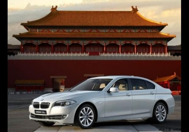 From bicycles to luxury cars - In Photos: Top 10 Luxury Car Brands In China