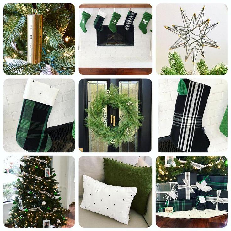 Christmas Decor, Hearth & Hand Christmas, Target Christmas