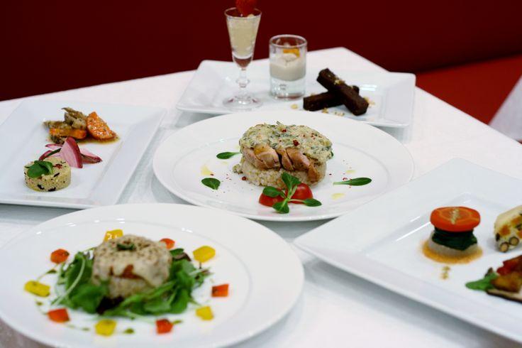 Kirei cuisine restaurant GV Lunch course         http://g-veggie.com/gandv/