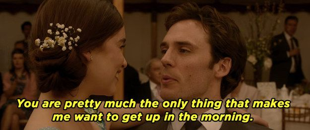"SPOILER: They fall in love!!! | ""Me Before You"" Is The Movie That's Going Emotionally Wreck You"