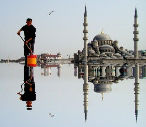 To Reflect (via surgeonpasha) Istanbul
