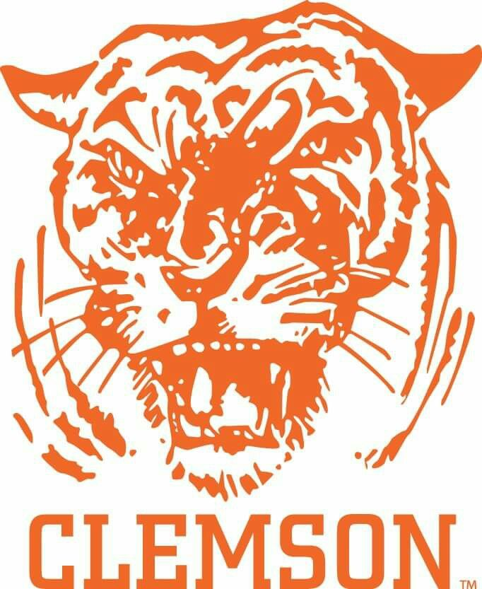 clemson football logo coloring pages - photo#38