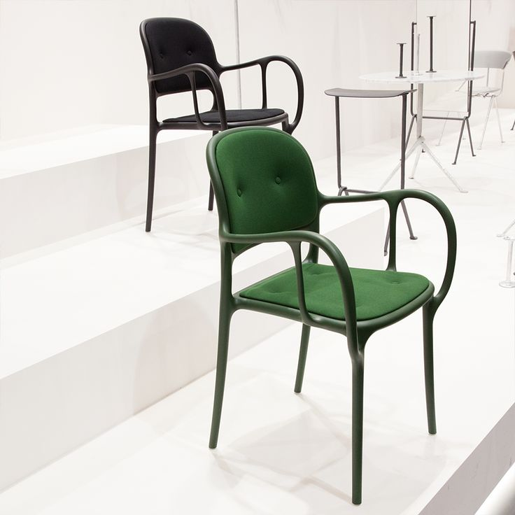 Milà chairs by Jaime Hayon for Magis